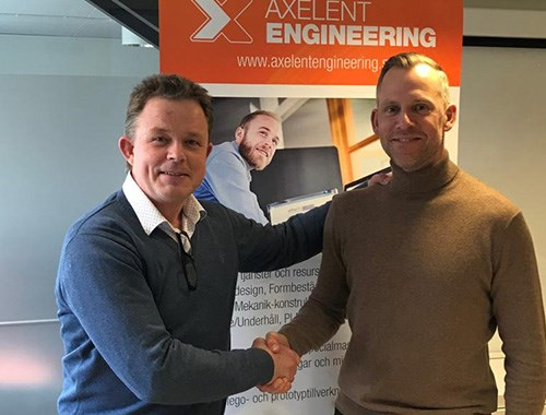 We can proudly announce our partnership with KUKA Nordic AB